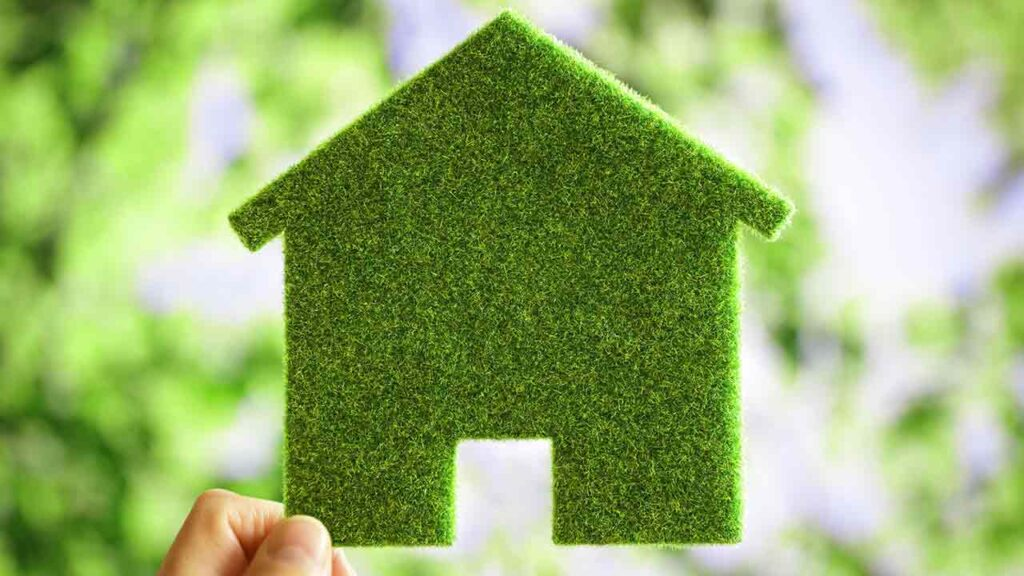 Green Homes Grant - Grass House